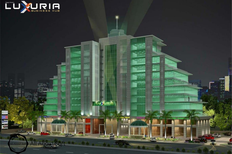 Luxuria Business Hub