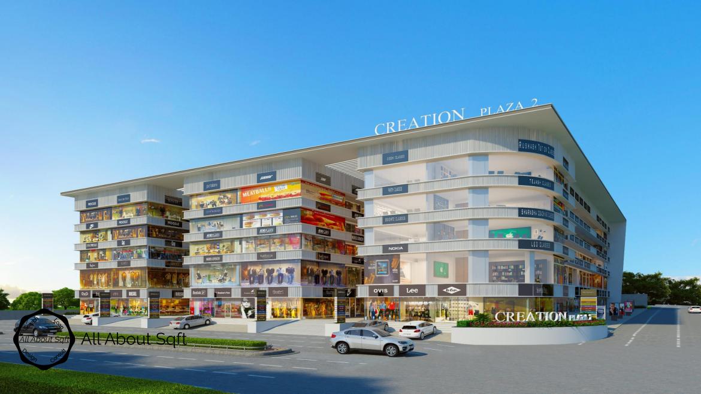 Creation Plaza