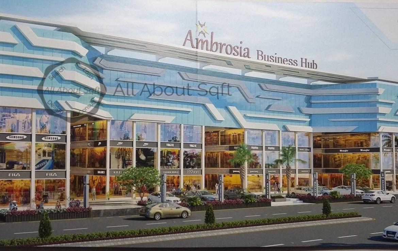 Ambrosia Business Hub