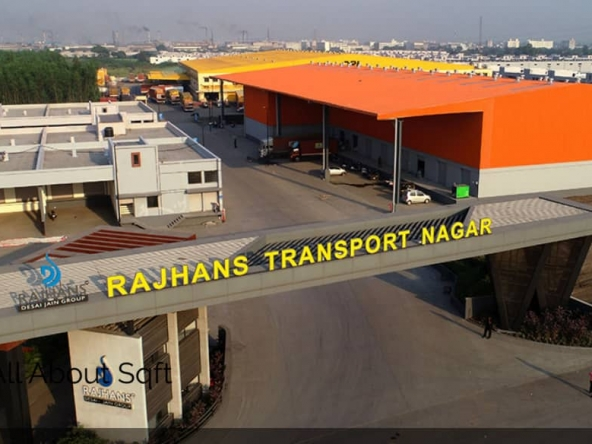 Rajhans Transport Nagar